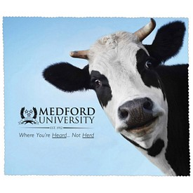 Promotional Premium Microfiber Cleaning Cloth Cow