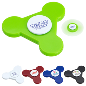 Promotional Promo Whirl 2-Minute Fidget Spinner