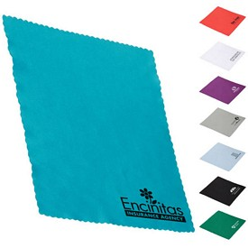 Custom Soft Touch Microfiber Cleaning Cloth