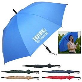 Promotional Lockwood Auto Open Golf Umbrella