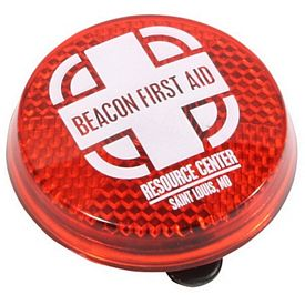 Promotional Clip-On Safety Light