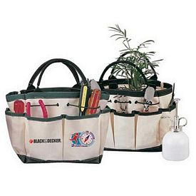 Custom Garden Carrying Tote Bag