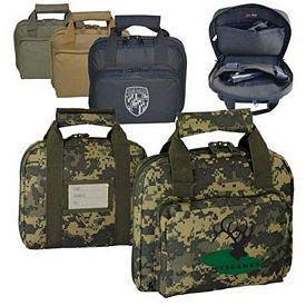 Custom Dual Compartment Gun Bag