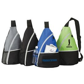 Promotional Lightweight Slinger Sling Backpack
