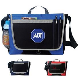 Promotional Corporate Brief Messenger Bag