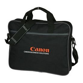 Promotional Deluxe Expandable Briefcase Messenger Bag