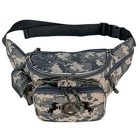 Customized Acu Deluxe Fanny Pack