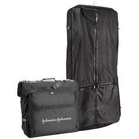 Customized Deluxe Polyester Garment Bag