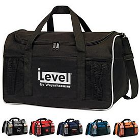 Promotional Basketball Sports Duffel