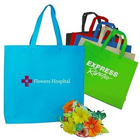 Promotional Jumbo Stitchless Shopping Tote Bag