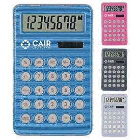 Promotional Dual Power Handheld Calculator