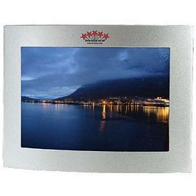 Promotional Curved Metal Frames 4X6 Picture Frame