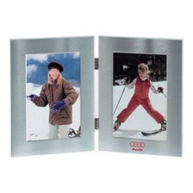 Promotional Columbia Collection Double Pane 5X7 Picture Frame