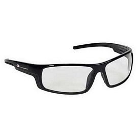 Promotional Sports Style Grey Lens Safety Glasses