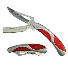 Promotional Pocket Knife With Razor Blade