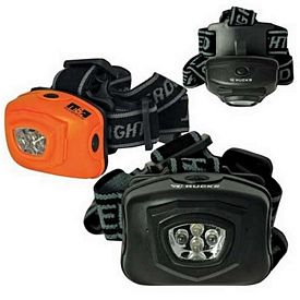 Promotional 2-Mode 4-Led Head Lamp