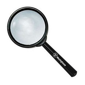 Promotional 5X Hand Held Magnifier