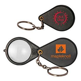 Promotional Key-Chain Mini Magnifier