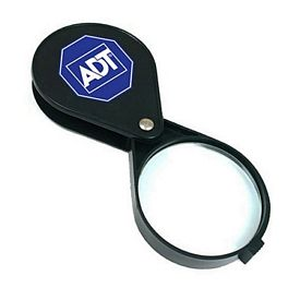 Custom 4X Folding Pocket Magnifier