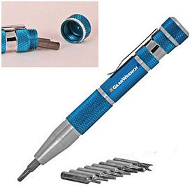 Promotional 9-In-1 Precision Screwdriver Set