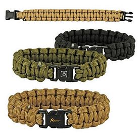 Promotional 7 Paracord Survival Bracelet