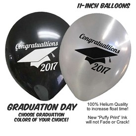 Custom Graduation Balloons