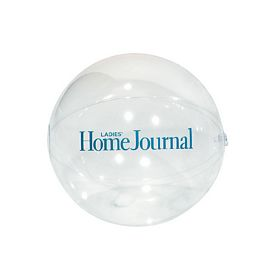 Promotional 24 Clear Beachball