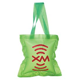 Promotional Inflatable Tote Bag Pillow