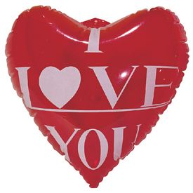 Promotional Inflatable Huge Red Heart