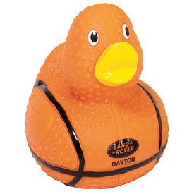 Promotional Basketball Gameday Rubber Duck