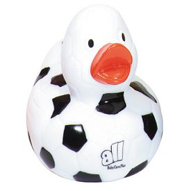 Customized Soccer Gameday Rubber Duck