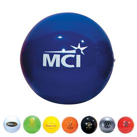 Promotional 24 Solid Color Beachball
