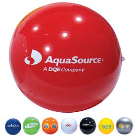 Customized 36 Solid Color Beachball