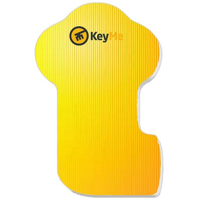 Promotional Bic 4X6 Key Die-Cut Sticky Notes