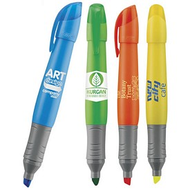 Customized Pens: BIC Brite Liner Grip XL