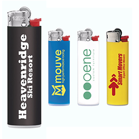 Promotional Bic J23 Slim Lighter