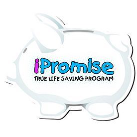 Customized Bic Piggy Bank Die-Cut Mouse Pad