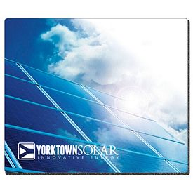 Customized Bic 75X85 Antimicrobial Fabric Surface Mouse Pad