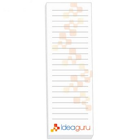 Customized Bic 3X9 Non-Adhesive Scratch Pads 50 Sheets