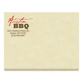 Promotional Bic 4X3 Adhesive Sticky Notes 25 Sheets