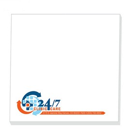 Customized Bic 4X4 Adhesive Sticky Notes 25 Sheets