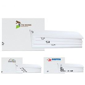 Promotional Bic 4X3 Cartoon-Motion Sticky Notes 25 Sheets