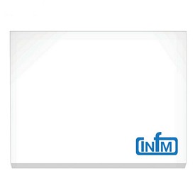 Promotional Bic Value 4X3 Adhesive Sticky Notes 25 Sheets