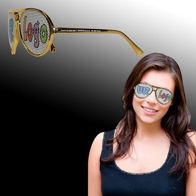 Promotional Aviator Billboard Sunglasses
