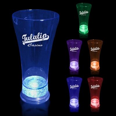 Promotional 14 oz Light-Up Drink Pilsner