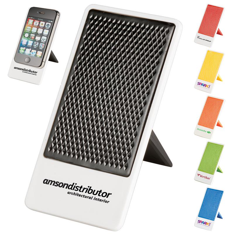 Desk Phone/Tablet Holder Magnetic 360 Degree Rotation Cell