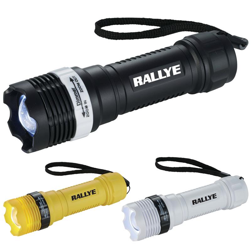 Promotional flashlights