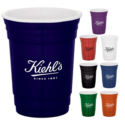 Promotional Tailgate 16 Oz Party Cup