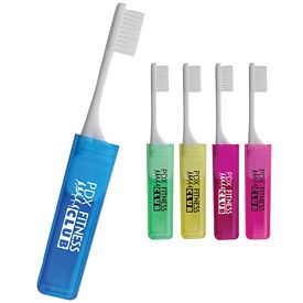 Promotional Hl Travel Toothbrush
