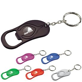 Promotional Flip Flop Bottle Opener